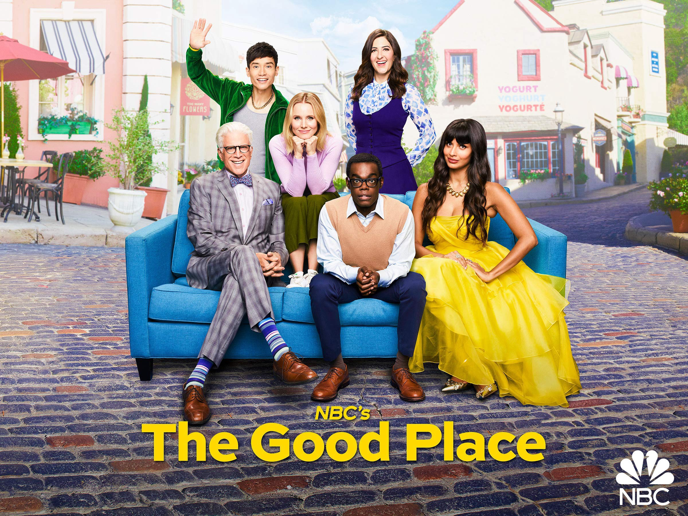 """Saying """"Goodbye"""" to """"The Good Place"""" 